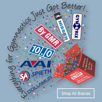 TEN.O byGMR - Everything for Gymnastics Just Got Better! Shop All Brands