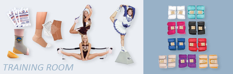 Shop Cheerleading Trainning By GMR at the Cheerleading Place